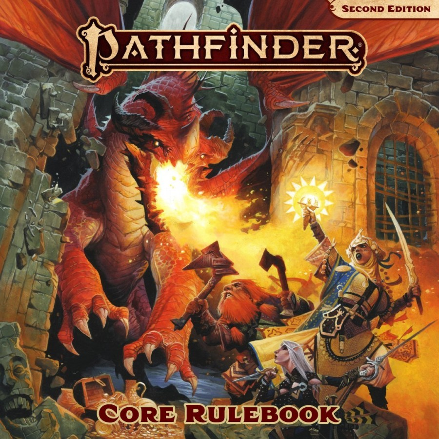 Pathfinder-Core-Rulebook